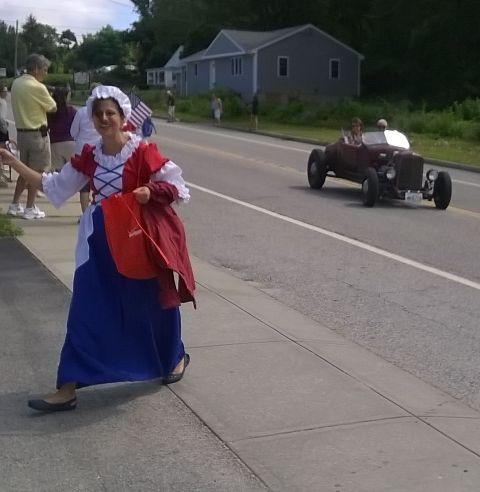 Turn RI Red Parade