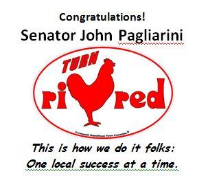 Senator Pagliarini